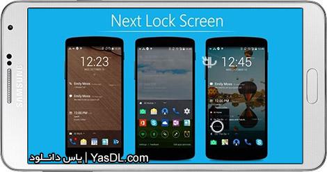 دانلود Next Lock Screen 3.10.5.27971 - لاک اسکرین مایکروسافت برای اندروید