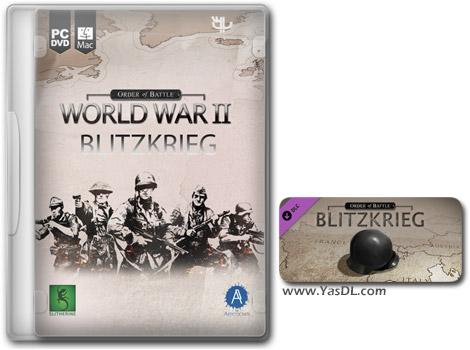 دانلود بازی Order of Battle Blitzkrieg برای PC
