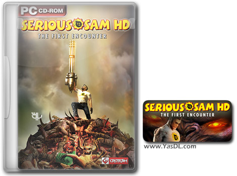 دانلود بازی Serious Sam HD The First Encounter برای PC