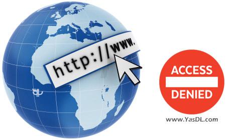 دانلود Simple Website Blocker 4.0 + Portable - جلوگیری از دسترسی به وب سایت ها