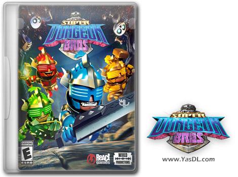 دانلود بازی Super Dungeon Bros برای PC