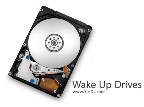 دانلود Wake Up Drives 1.0.228 - جلوگیری از به خواب رفتن هارد دیسک