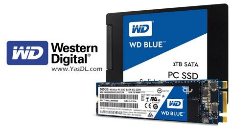 دانلود Western Digital WD SSD Dashboard 1.4.4.5 - مدیریت SSD های وسترن دیجیتال