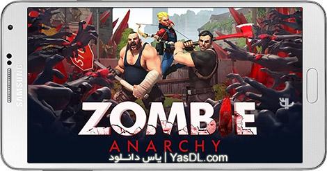 دانلود بازی Zombie Anarchy War & Survival 1.0.9d - نبرد برای بقا در میان زامبی ها برای اندروید