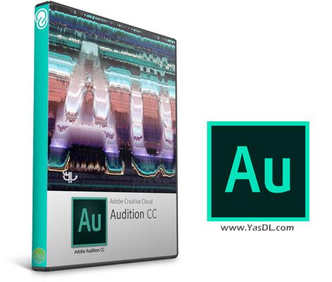 دانلود Adobe Audition CC 2017 10.0.2 x64 - نرم افزار ویرایش صدا و میکس موسیقی