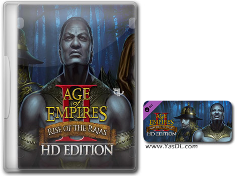 Game Of The Age Of Empires II HD Rise Of The Rajas For PC