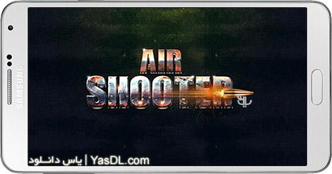 دانلود بازی Air Shooter 3D 1.3 - تیراندازی از هلیکوپتر برای اندروید