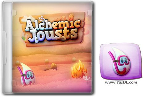 دانلود بازی Alchemic Jousts برای PC