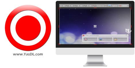 دانلود ChrisPC Screen Recorder 1.00 - فیلمبرداری از محیط دسکتاپ