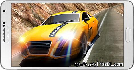 دانلود City Car Stunts 3D 1.8 - اجرای حرکات نمایشی با اتومبیل برای اندروید + پول بی نهایت