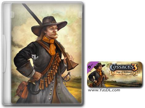 دانلود بازی Cossacks 3 Days of Brilliance برای PC