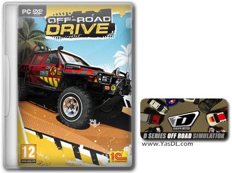 دانلود بازی D Series OFF ROAD Driving Simulation 2017 برای PC