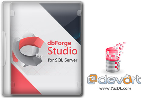 دانلود Devart dbForge Studio for SQL Server Enterprise 5.3.36 - مدیریت پایگاه داده