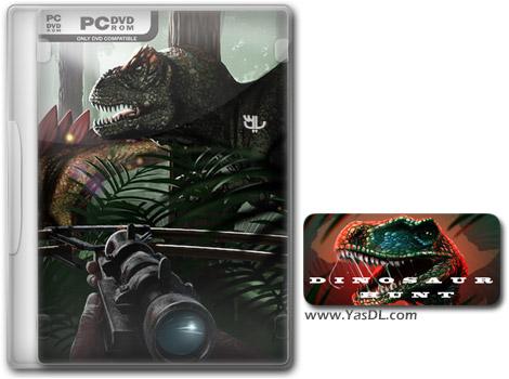 دانلود بازی Dinosaur Hunt Gold Edition برای PC
