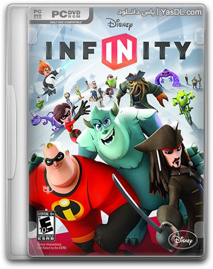 دانلود بازی Disney Infinity 1.0 Gold Edition برای PC