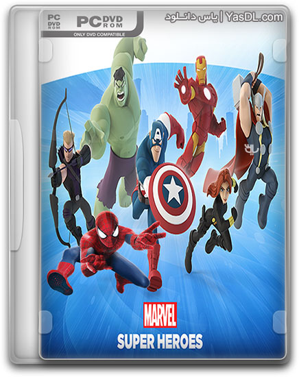 دانلود بازی Disney Infinity 2.0 Gold Edition برای PC