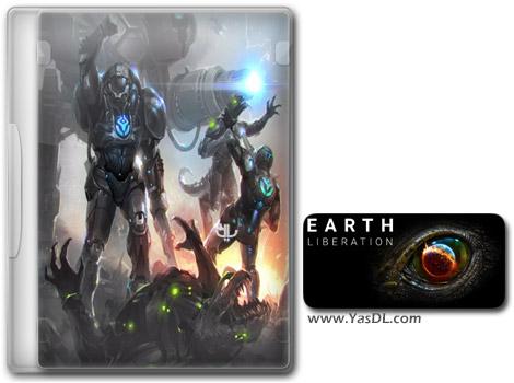 دانلود بازی Earth Liberation برای PC