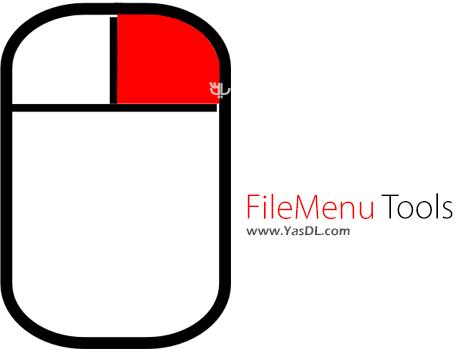 دانلود FileMenu Tools 7.1 + Portable - مدیریت منوی راست کلیک ماوس در ویندوز