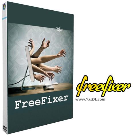 دانلود FreeFixer 1.14 + Portable - حذف ابزارهای جاسوسی