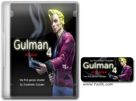 دانلود بازی Gulman 4 Still Alive برای PC