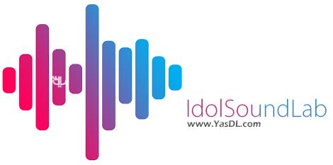 دانلود IdolSoundLab 6.2.4 - نرم افزار ویرایش و تبدیل فایل های صوتی