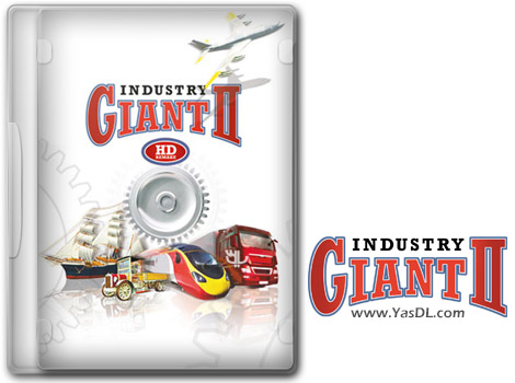 دانلود بازی Industry Giant 2 برای PC
