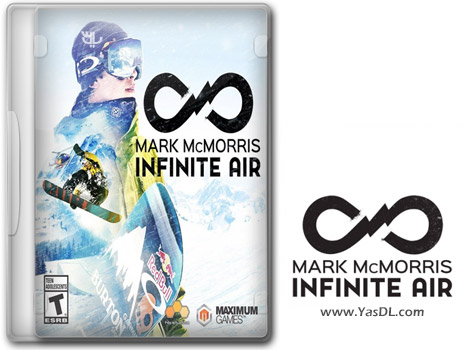 دانلود بازی Infinite Air with Mark McMorris برای PC