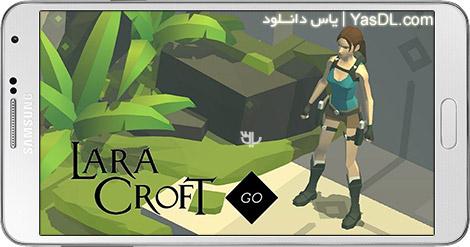 دانلود بازی Lara Croft GO 2.1.78143 - لارا کرافت برای اندروید + دیتا