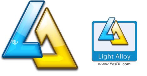 دانلود Light Alloy 4.9.0 Build 2318 Final + Portable - نرم افزار پلیر حرفه ای