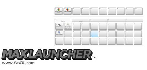 دانلود MaxLauncher 1.3 + Portable - دسترسی و اجرای سریع برنامه ها در ویندوز