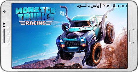 Monster Truck Racing 3.4.211 For Android + Infinite Money