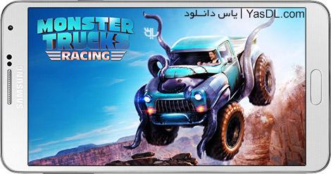 دانلود بازی Monster Truck Racing 0.0.5 - مسابقات ماشین های غول پیکر + دیتا + پول بی نهایت
