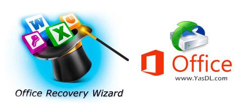 دانلود Office Recovery Wizard 2.1.1.5 - بازیابی اسناد آفیس