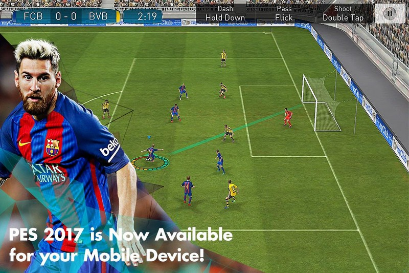 Pro Evolution Soccer 2020 4.5.0 Professional Football 2020 For Android