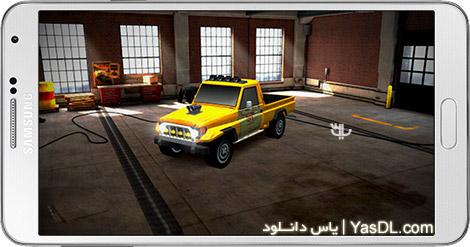 دانلود بازی Parking Mania 2 1.0.1415 - پارک اتومبیل برای اندروید + پول بی نهایت