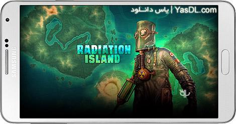 دانلود بازی Radiation Island 1.1.9 - جزیره ناشناخته برای اندروید + دیتا + پول بی نهایت