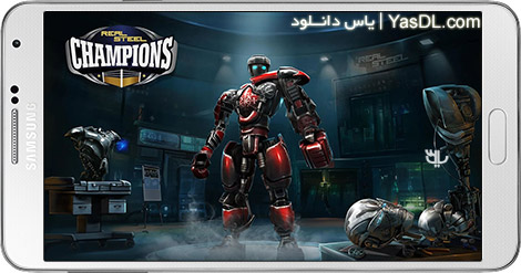 Real Steel Boxing Champions 2.4.136 For Android + Infinite Money