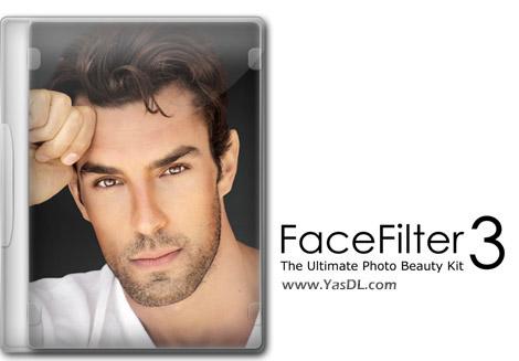 دانلود Reallusion FaceFilter 3.02.2713.1 SE + Bonus Pack - رتوش حرفه ای تصاویر