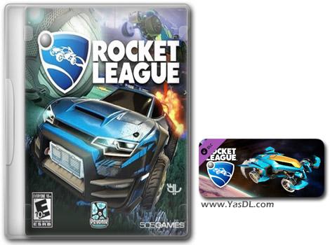 دانلود بازی Rocket League Vulcan برای PC