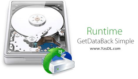 دانلود Runtime GetDataBack Simple 3.10 + Portable - نرم افزار ریکاوری اطلاعات