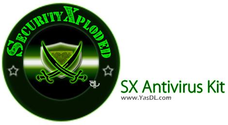 دانلود SX Antivirus Kit 4.0 - آنالیز و پاک سازی ویروس ها و بدافزارهای کامپیوتری
