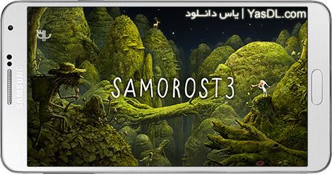 دانلود بازی Samorost 3 1.4.449 - ماجراجوئی ساموروست 3 برای اندروید + دیتا