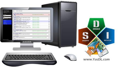 دانلود Snappy Driver Installer R533 - نصب و به روزرسانی درایورهای سیستم