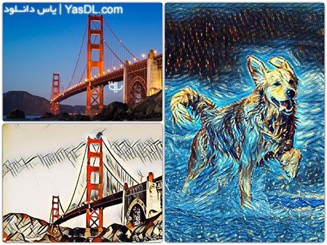 دانلود Style for Windows 2.1.0.3 - نرم افزار تبدیل تصاویر به اثرات هنری
