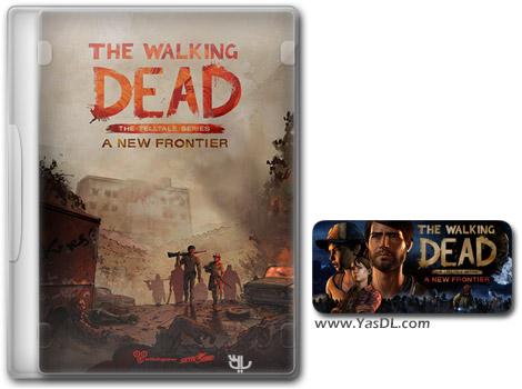 دانلود بازی The Walking Dead A New Frontier Episode 1 & 2 برای PC
