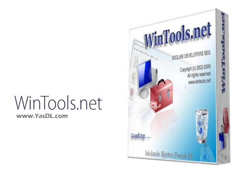 دانلود WinTools.net Professional / Premium 17.0 - نرم افزار بهینه سازی سیستم