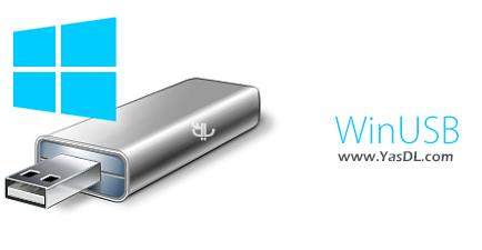 دانلود WinUSB 2.0.1.28 - نرم افزار نصب ویندوز با فلش مموری
