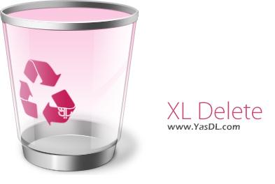 دانلود XL Delete 2.9.2.0 - نرم افزار حذف دائمی اطلاعات