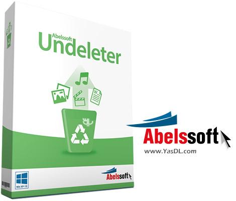 دانلود Abelssoft Undeleter 4.1 - بازیابی اطلاعات حذف شده