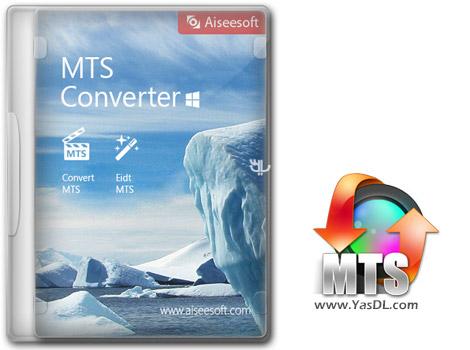 دانلود Aiseesoft MTS Converter 7.2.12 - مبدل ویدیوهای MTS